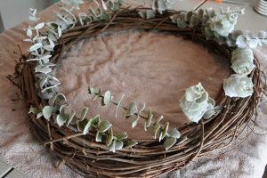 grapevine wreath for diy project